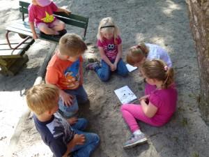 DRK-Kindergarten Am Burgplatz - Konzept