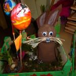 Frohe Ostern mit Fell und Federn