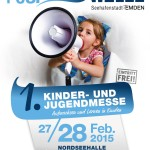 "Flyer zur Messe ""Positive Welle"""